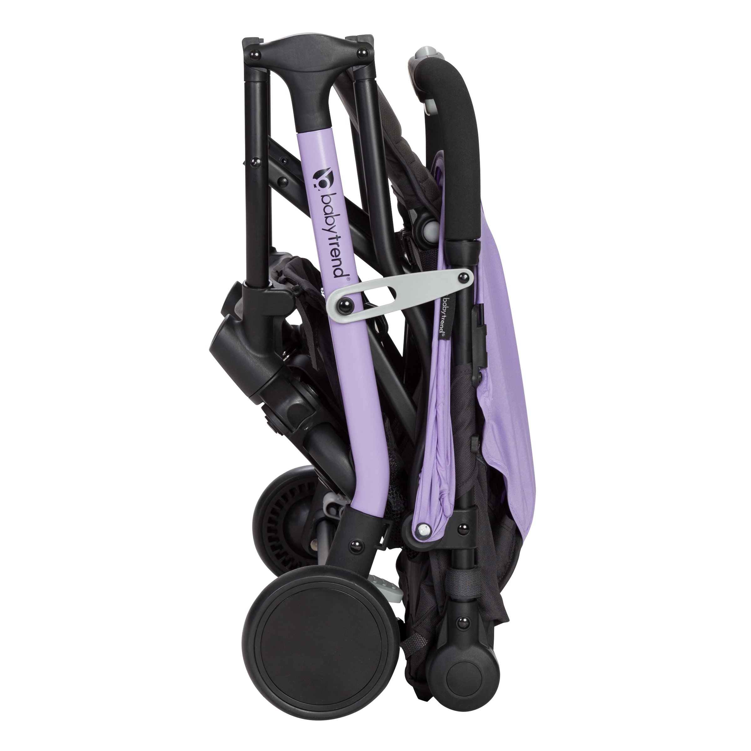 Baby Trend Tri-Fold Mini Stroller, Lilac by Baby Trend (Image #5)