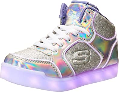 Amazon.com | Skechers Girls' Light-Up