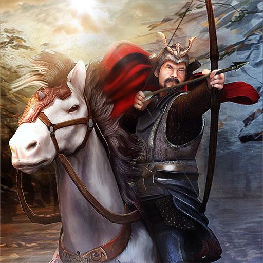 Mongol Warrior Empire Epic Battle Simulator 3D: Last day Legends Super Hero Battlefield Combat  Adventure Mission Games Free For Kids 2018