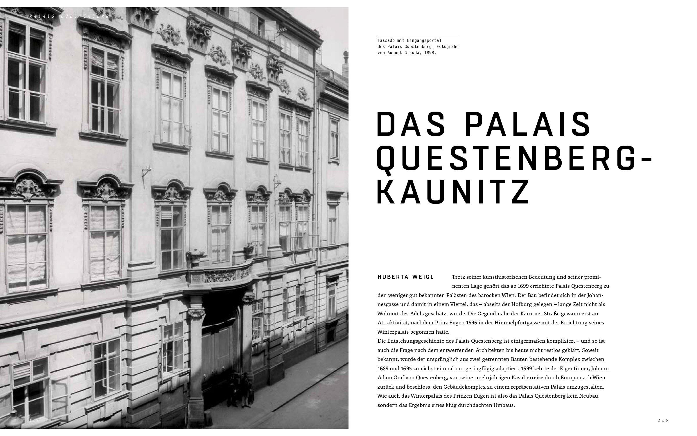 Das neue Stadtpalais Prinz Eugen: 9783850338301: Amazon.com: Books