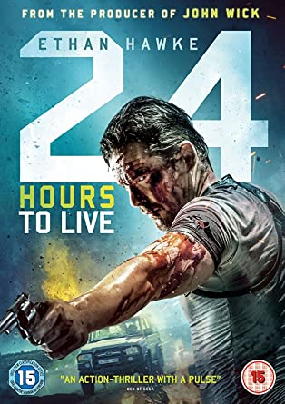 24 Hours to Live [DVD] [2017]