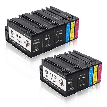 greensky HP 950 951 Cartuchos de tinta HP 950 X L 951 X L Nueva ...