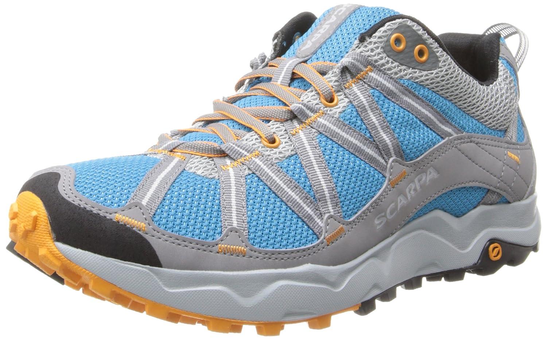 SCARPA Womens Women's Ignite Trail Running Shoe B00DZVXZ4O 39.5 M EU / 7 B(M) US|Azure