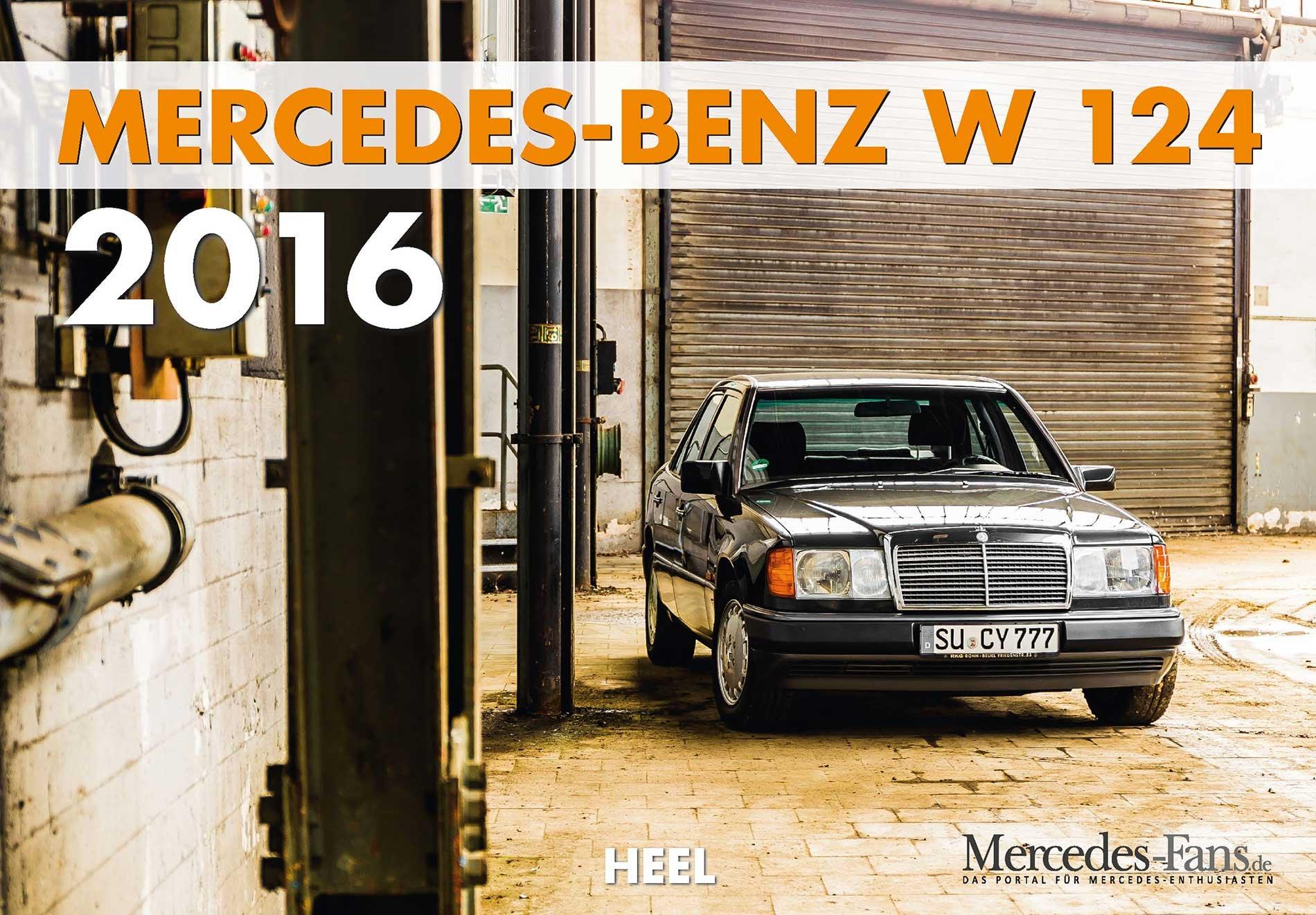 Mercedes-Benz W 124 2016