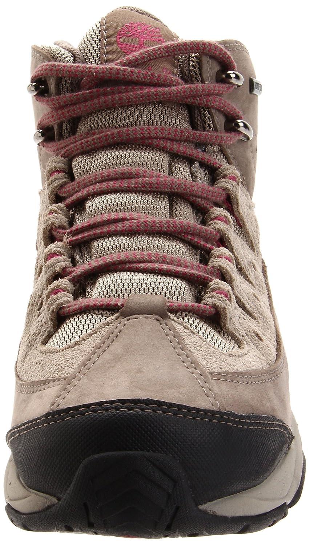 Timberland Ossipee Mid F//L GTX Grey Zapatos de Deporte de Exterior para Mujer