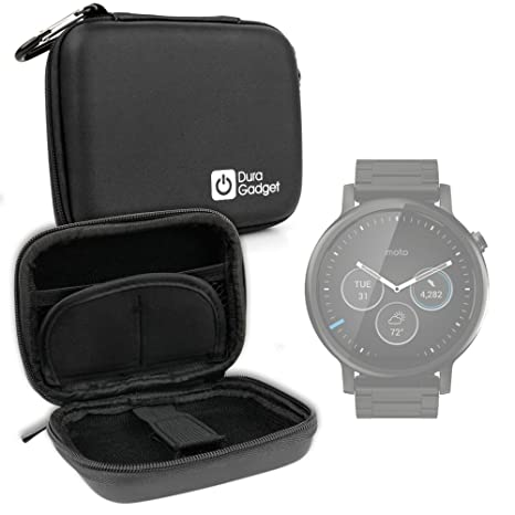 Amazon.com: DURAGADGET Motorola SmartWatch Case - Premium ...