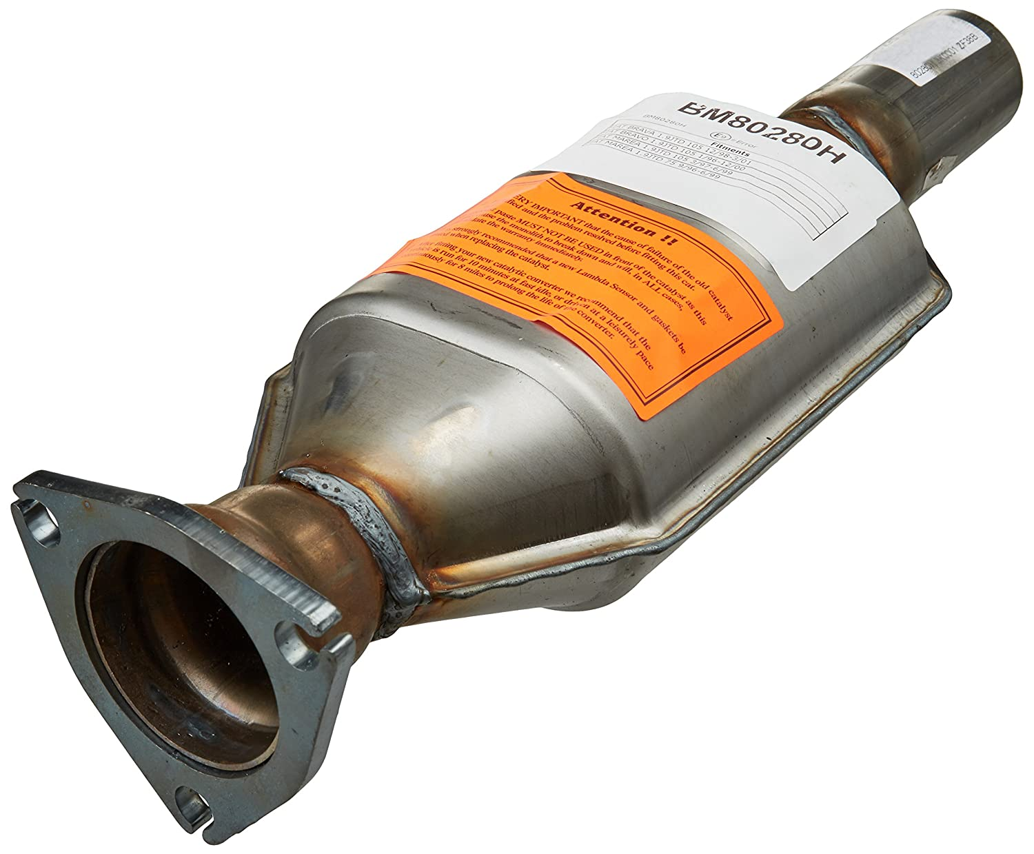 Bm Catalysts BM80280H Catalizzatore Belton Massey Ltd. T/A Bm Catalysts