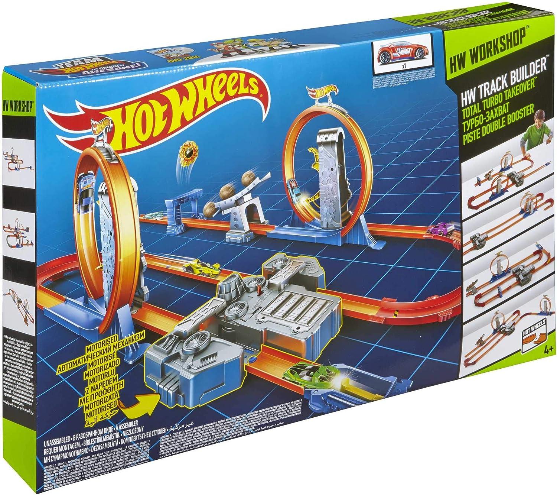Hot Wheels Track Set 40 Feet Total 10 2pks NEW Mattel