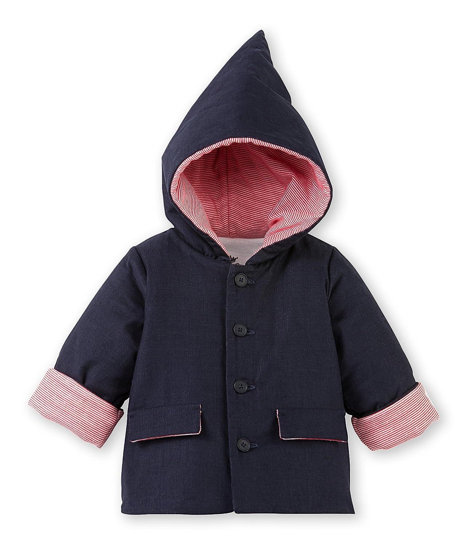 Petit Bateau Baby - Jungen Jacke Veste A Capuche