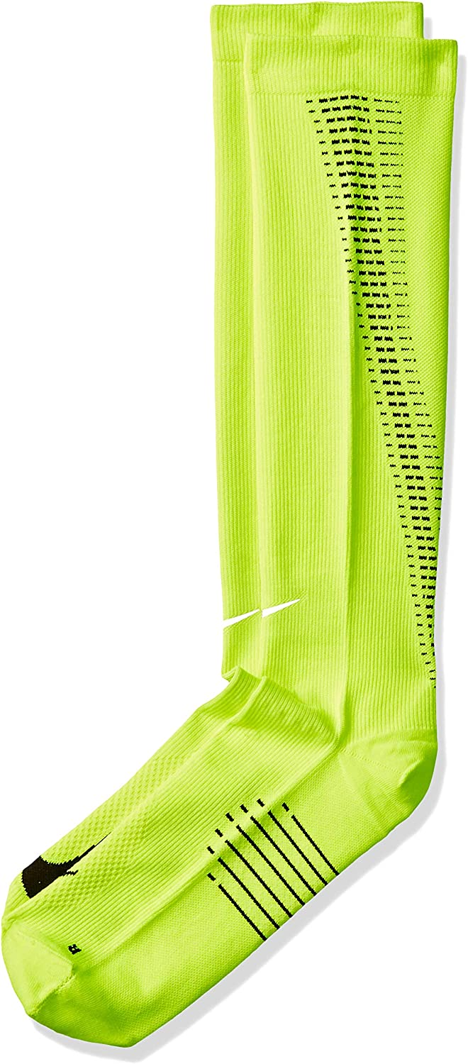 Nike Elite Unisex Compression Over-The-Calf Running Sock