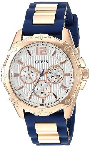 Amazon.com: GUESS U0325L8 reloj para mujer, multiuso ...