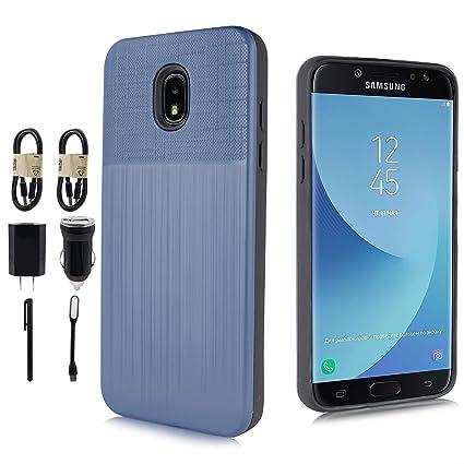 Amazon.com: Funda protectora para Samsung Galaxy J3 2018 ...