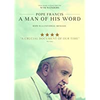 Pope Francis: A Man of His Word (DVD) [2018]