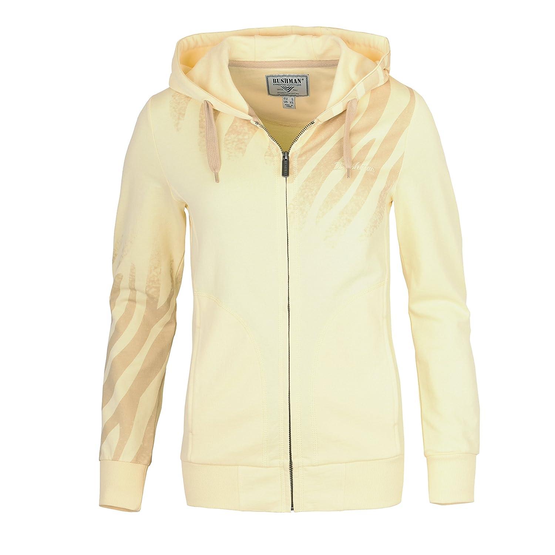 Bushman Damen Outdoor Sweatshirt Jacke Florence Sweatjacke