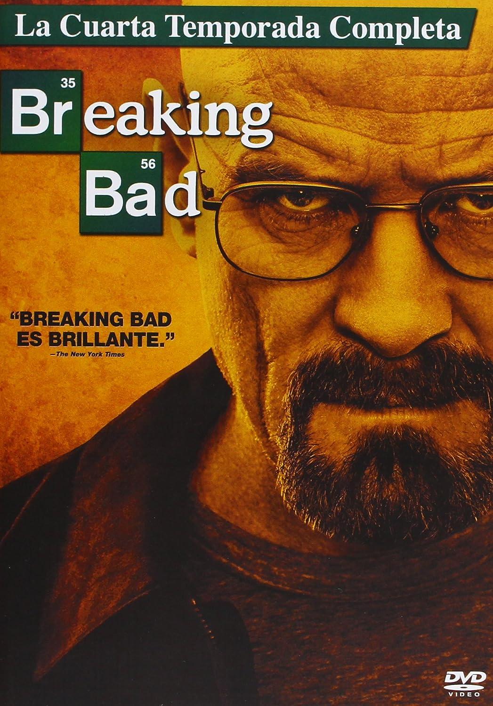 Breaking Bad - Temporada 4 Import Dvd 2013 Bryan Cranston; Anna Gunn ...