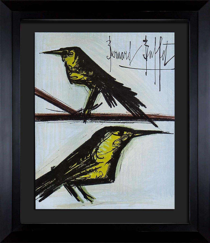 Cool Amazon Com Bird Couple 1968 Bernard Buffet Fine Art Download Free Architecture Designs Ferenbritishbridgeorg