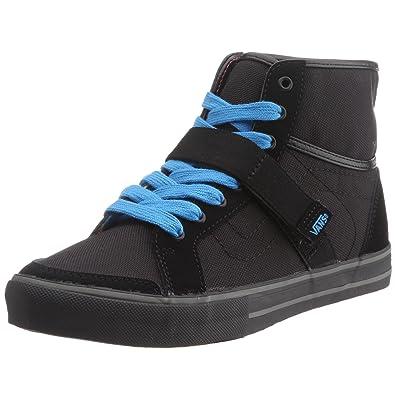 f2588cbbf3 Vans Women s Wellesley Strap black bright VJX20ZJ 5.5 UK  Amazon.co.uk   Shoes   Bags