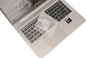 "Leze - Ultra Thin Keyboard Cover for 14"" HP EliteBook 840 G5 & 840 G65, EliteBook 745 G5 & 745 G6, HP ZBook 14u G5 Laptop - TPU"