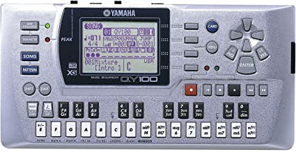 Styles QY-100 Yamaha Style Library Vol 04-300 NEW Styles for QY100 1x SM Card