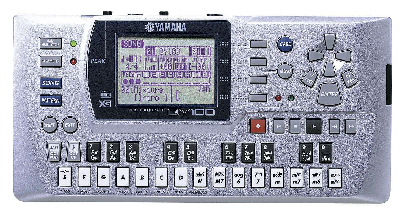 Yamaha QY100 Computer Estimada Groove Cajas: Amazon.es: Instrumentos musicales