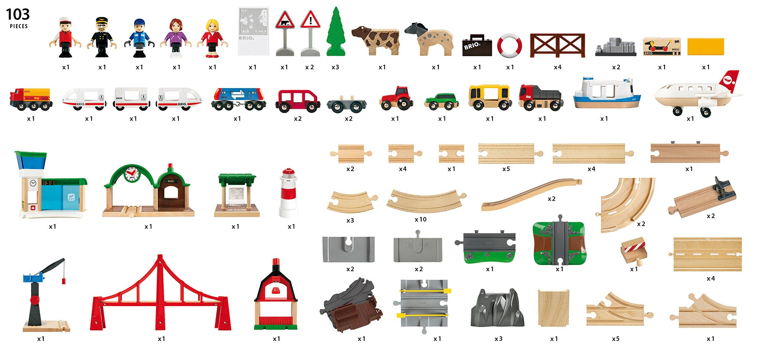 BRIO Railway World Deluxe Set by Brio (Image #8)