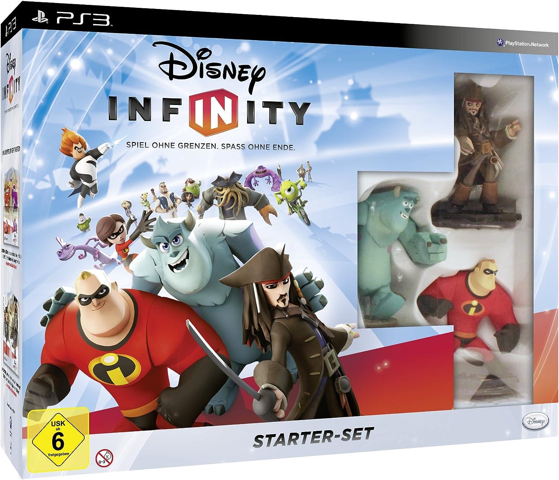Disney Starter Pack For PlayStation 3 - Juego (PlayStation 3, Niños, K-A (niños hasta adultos)): Amazon.es: Videojuegos