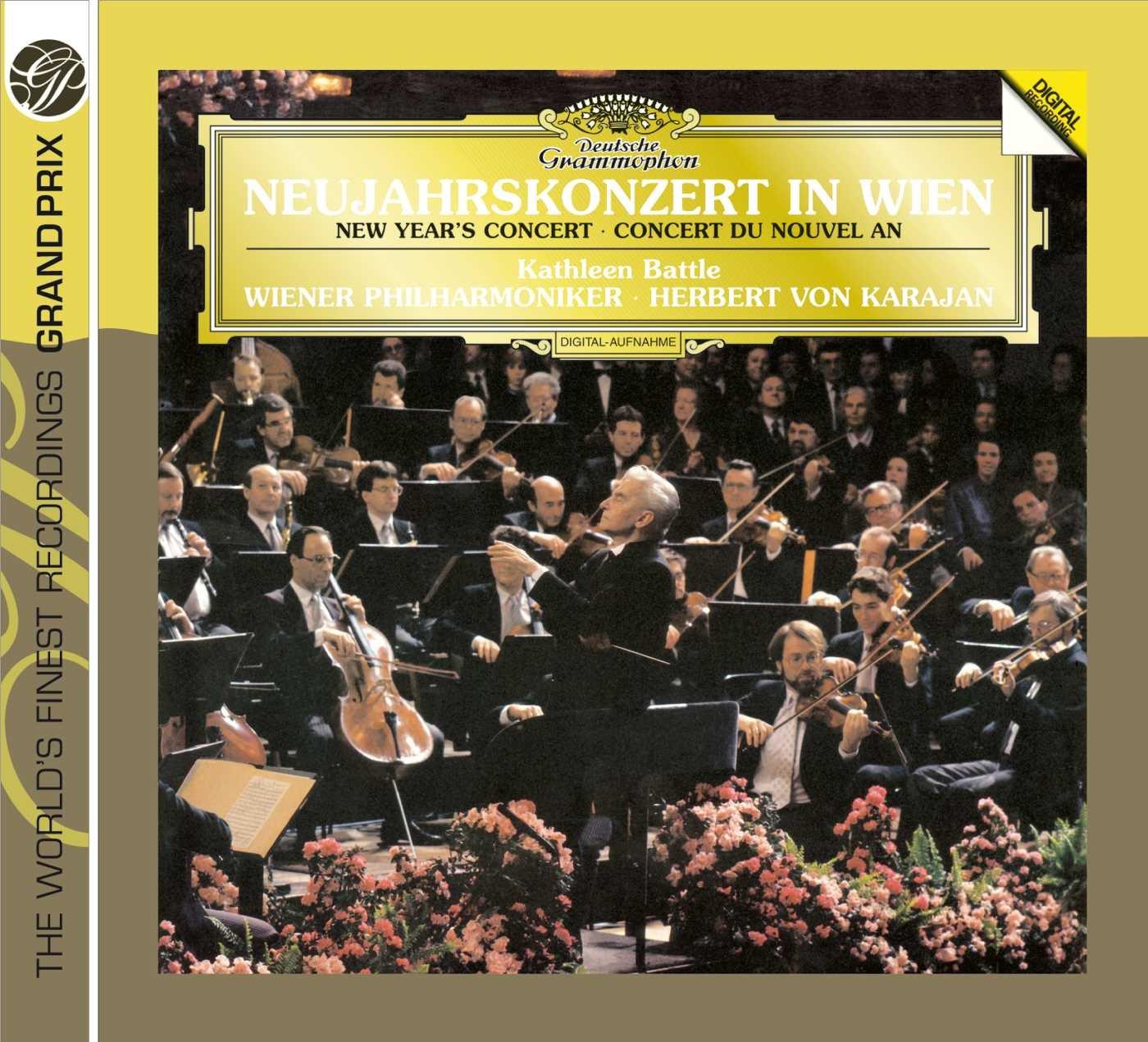 New Year's Concert From Vienna 1987 by Deutsche Grammophon