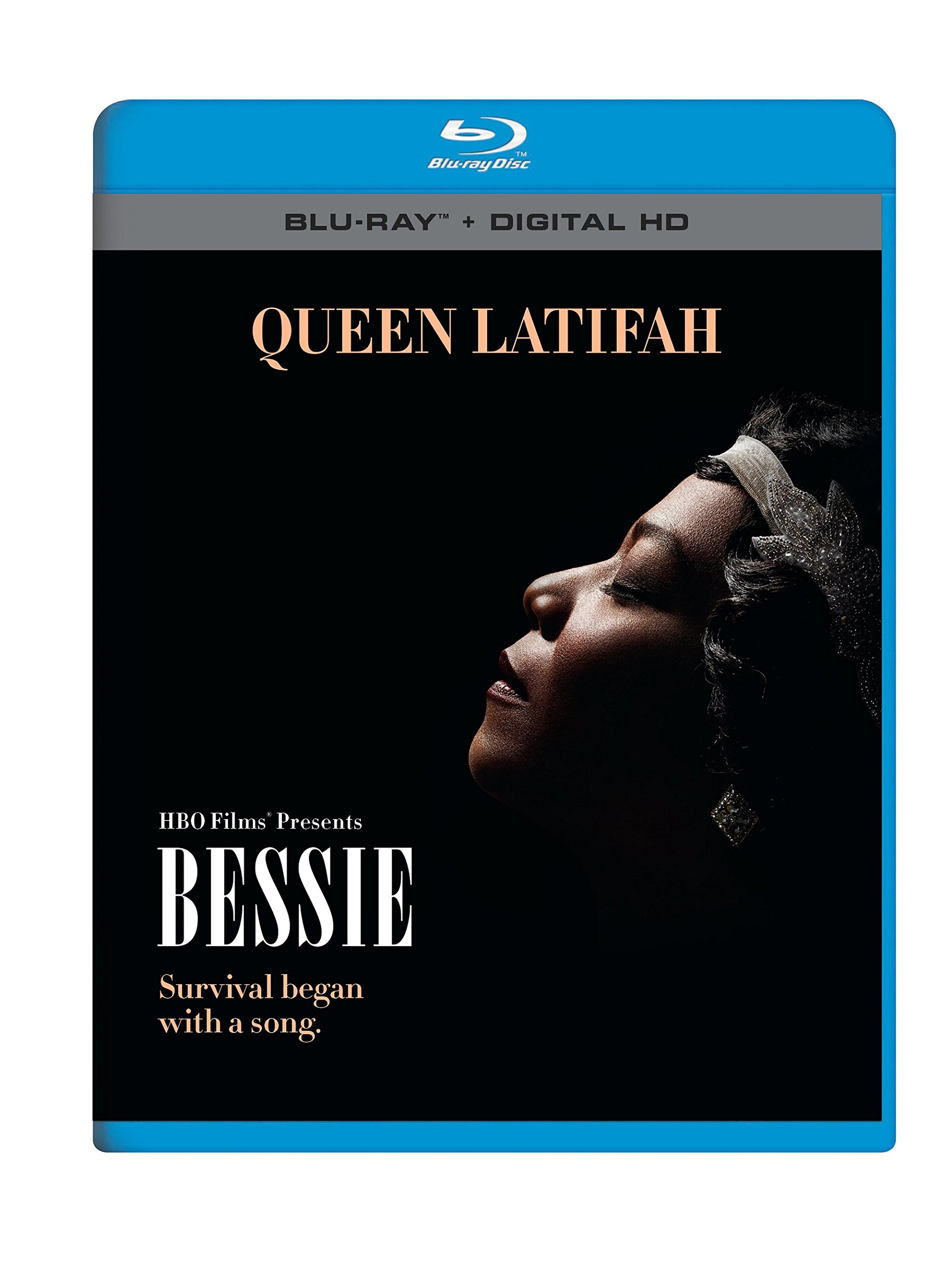 Blu-ray : Bessie (Digital Copy, Digitally Mastered in HD)