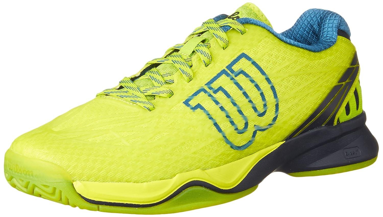 [ウイルソン] テニスシューズ WRS322400U085 メンズ 27.5 cm E 27.5 ライムパンチxネイビーブレザーxブルーコーラル [ウイルソン] cm B01K5IRIFQ, 高品質激安 額縁画材のまつえだ:389115cf --- cgt-tbc.fr