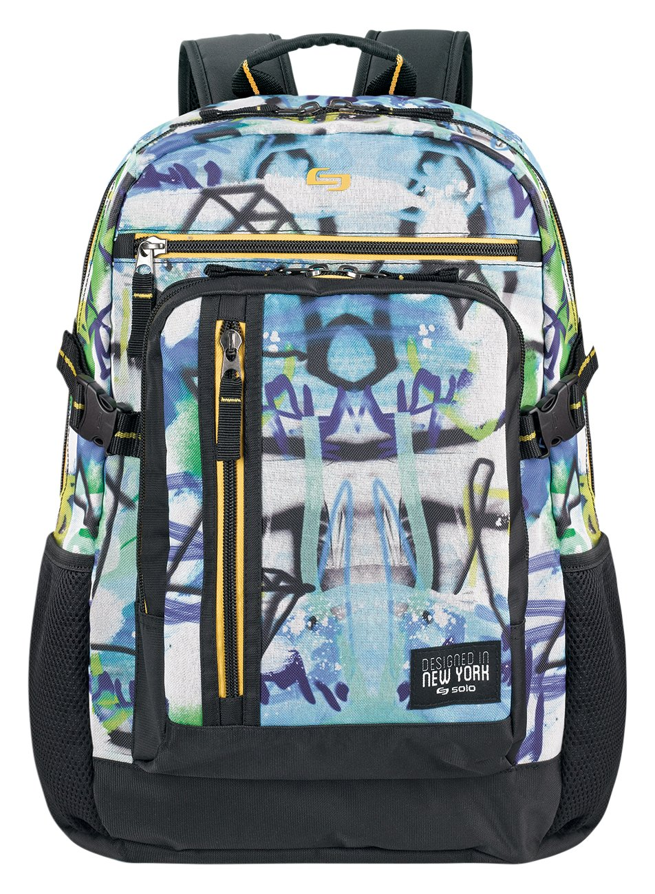 Solo Brooklyn 15.6 Laptop Backpack