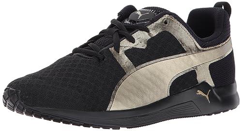 db34ab59d7786f PUMA Women s Pulse XT Metallic Running Sneaker