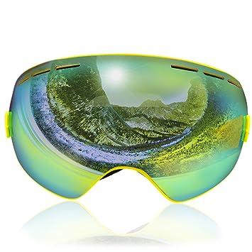 b8019b95011f Gizlot Ski Goggle