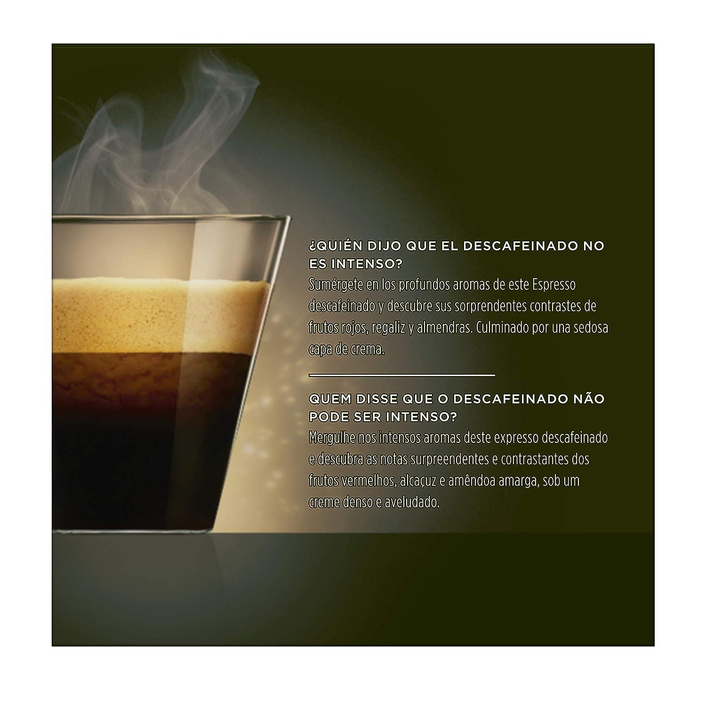 Nescafé Dolce Gusto - Espresso intenso descafeinado - Cápsulas de Café - 16 Cápsulas: Amazon.es: Alimentación y bebidas