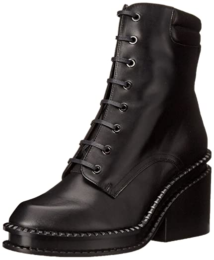Robert Clergerie Combat leather boots NWpinL1ESk
