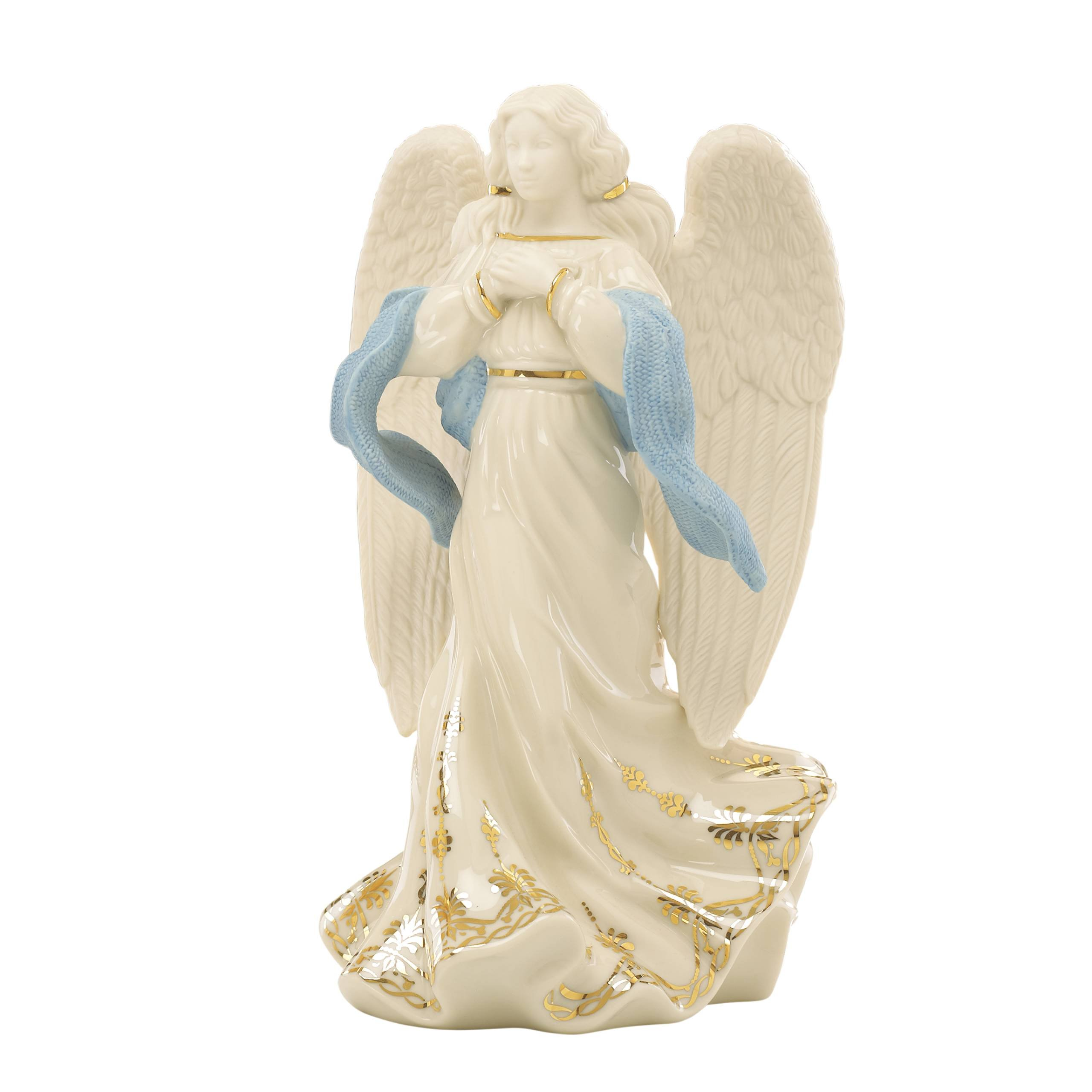 Lenox First Blessing Nativity Hope Angel Figurine