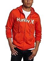Hurley Men's One And Only Fleece Jacket