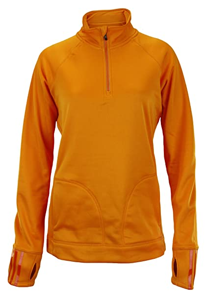 0a629bff3de2 adidas Women s 1 4 Zip Training Track Jacket at Amazon Women s ...