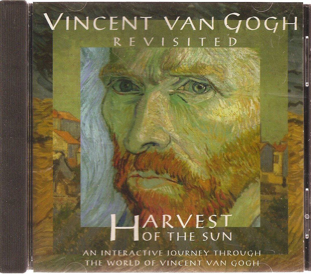 vincent van gogh revisited harvest of the sun