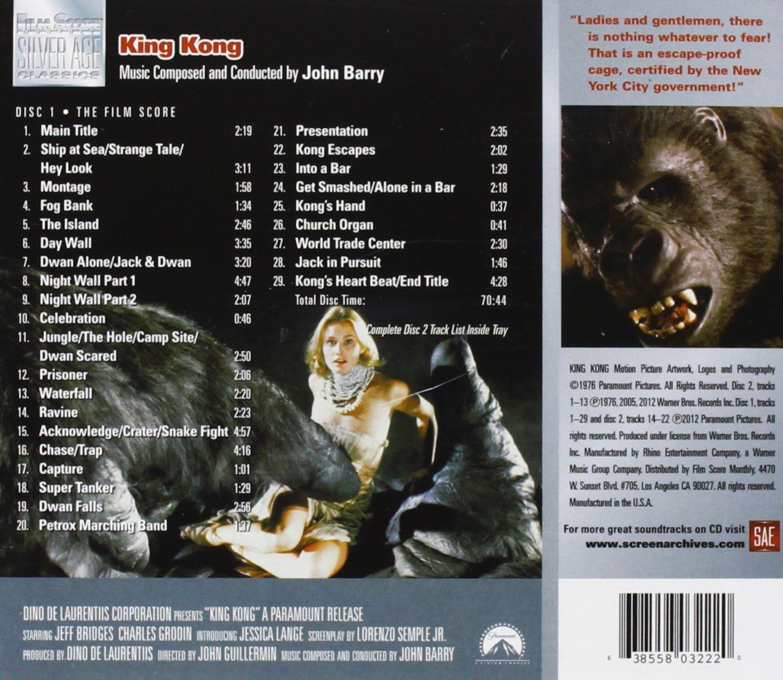 Kong skull island soundtrack on cd - Kong Skull Island Soundtrack On Cd 50