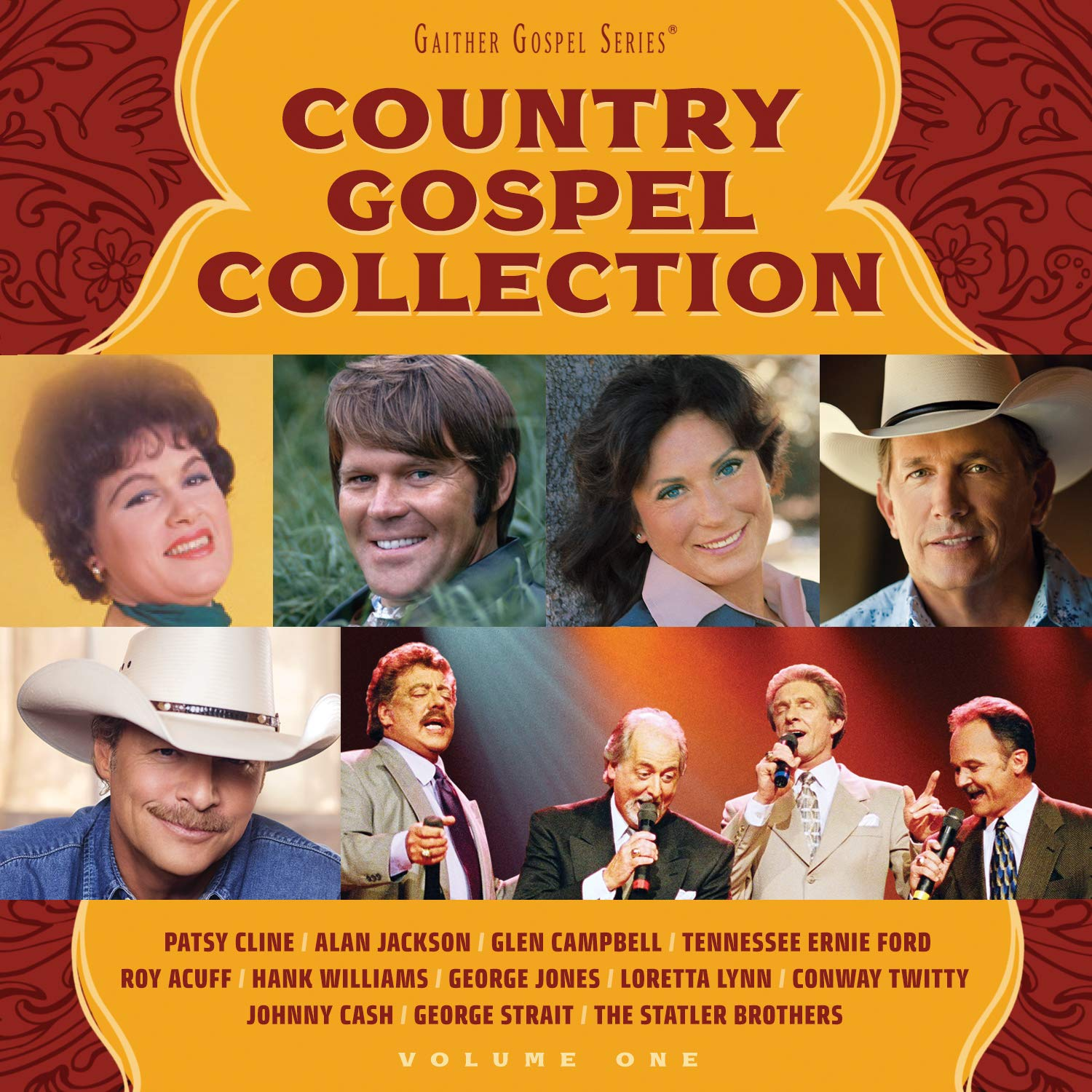 Country Virginia Beach Mall Genuine Free Shipping Gospel Collection 1 Vol.