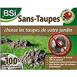 BSI Répulsif anti-taupe Boules Odorantes