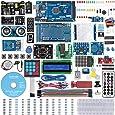 SunFounder Mega2560 R3 Project El kit de inicio más completo compatible con Arduino Mega 2560 R3 Mega328 Nano, Mega2560 y 40 tutoriales incluidos