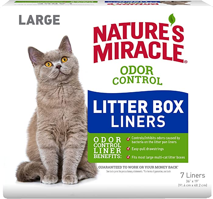 The Best Nature's Miracle Jumbo Size Liner