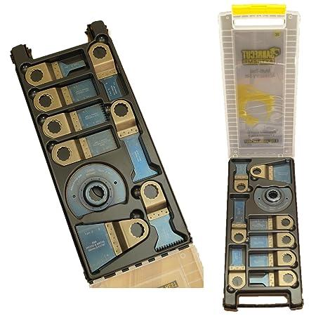 5x35mm Saxton Blades for Fein Supercut /& Festool Vecturo
