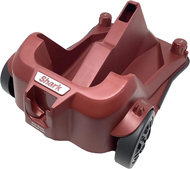 Shark Wheeled Canister Caddy for NV581 NV581Q NV585 NV586 Navigator Powered Lift-Away Vacuum, Red