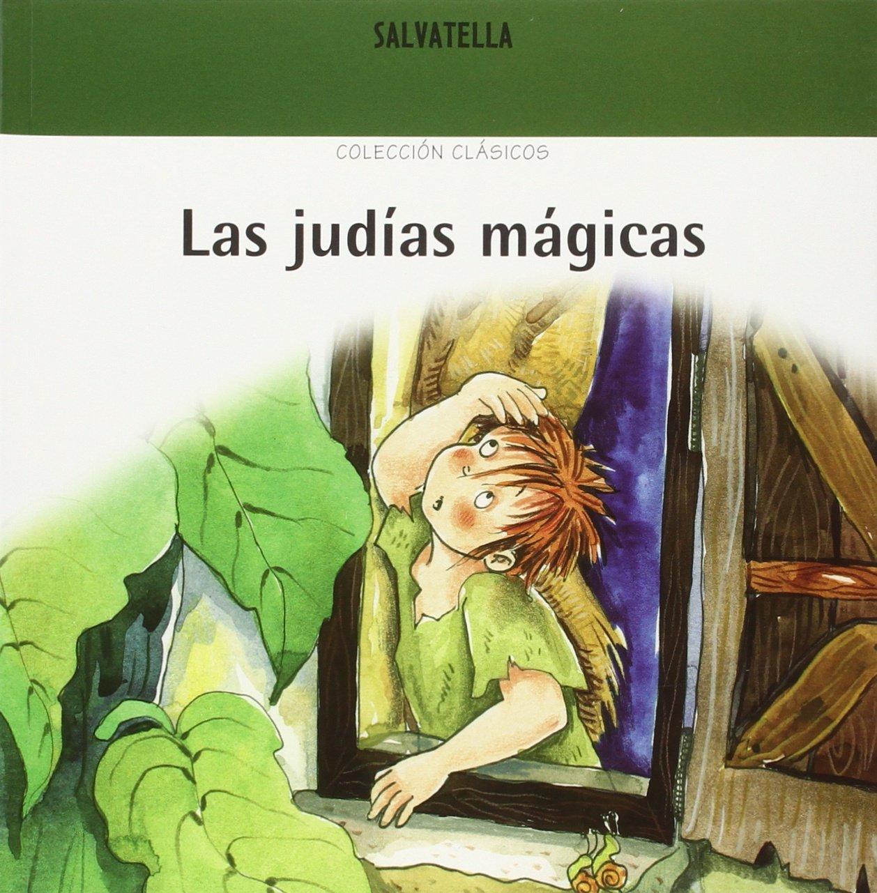 JUDIAS MAGICAS, LAS (Spanish) Paperback – 2004