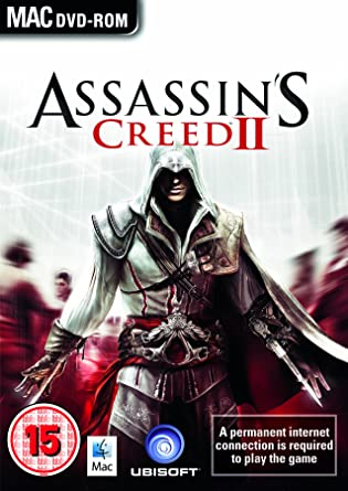Image result for Assassins.Creed.II cover pc