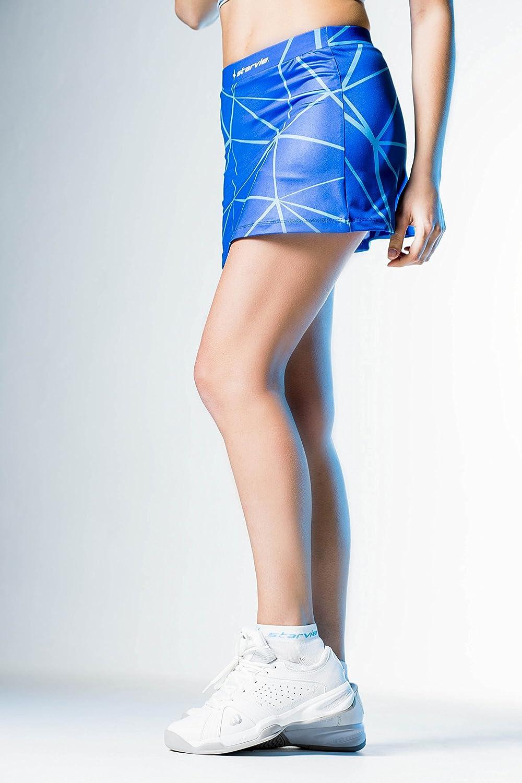 Falda padel StarVie Bounce Blue (L): Amazon.es: Deportes y ...