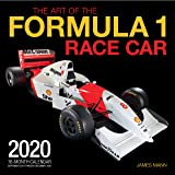 The Art of the Formula 1 Race Car 2020: 16-Month