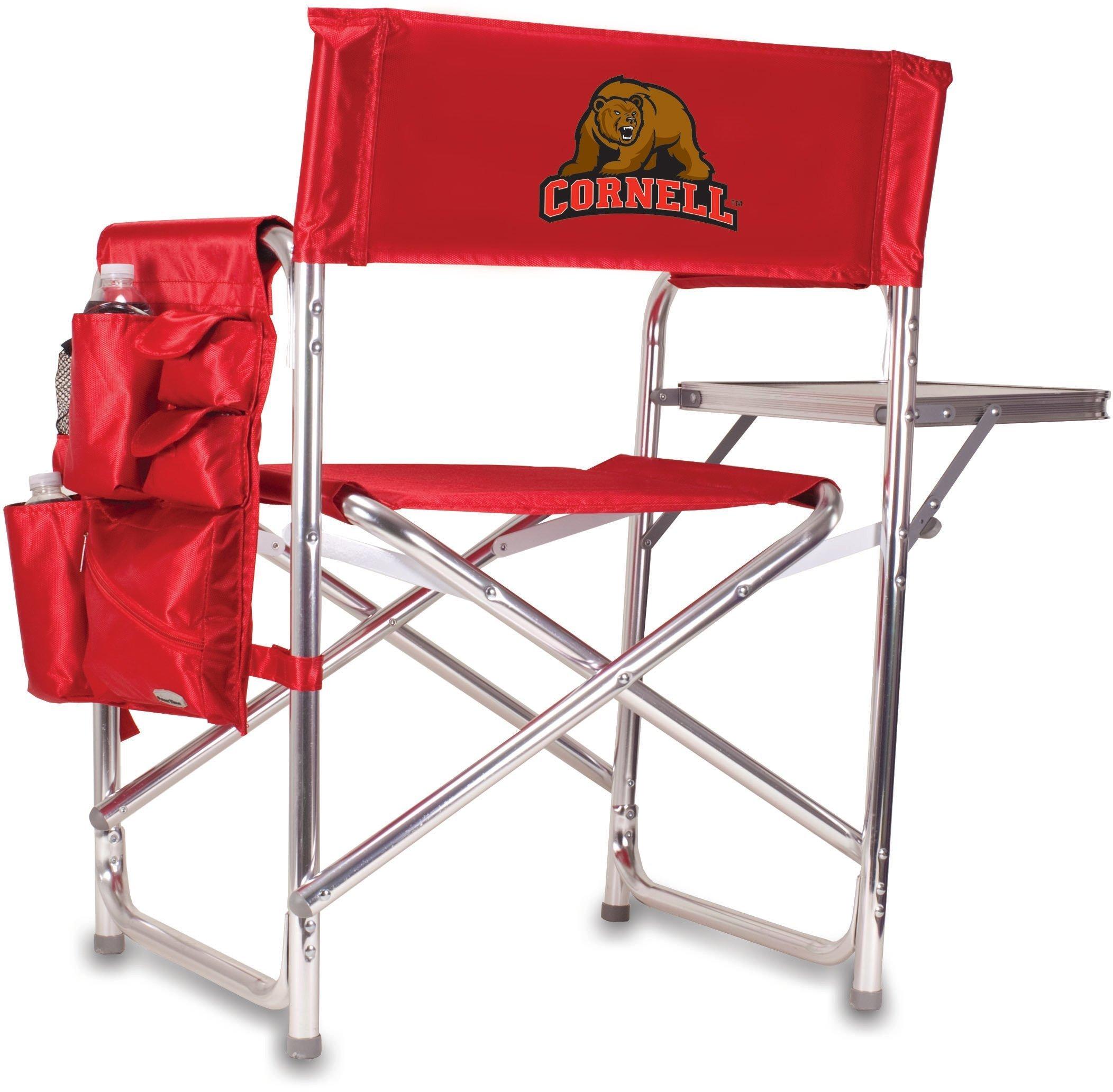 NCAA Cornell Big Red Sports Folding Chair